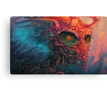 LoveVenom Devil Dragon Canvas Print