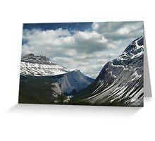 Beautiful Banff Greeting Card
