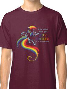 Just Got 20% Cooler Classic T-Shirt