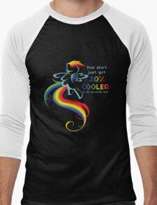 Just Got 20% Cooler Men's Baseball ¾ T-Shirt