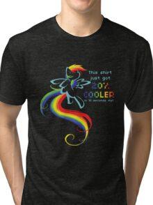 Just Got 20% Cooler Tri-blend T-Shirt