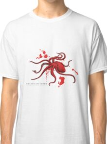 Pacific Octopus Classic T-Shirt