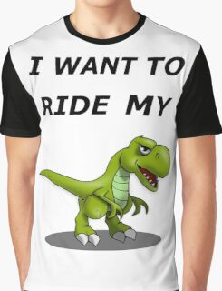 i want to ride my bicycle / bike Graphic T-Shirt