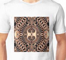 Birds of Prey Mandala Unisex T-Shirt