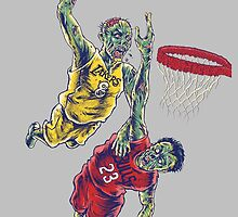 slam dunk zombie by svpermagic