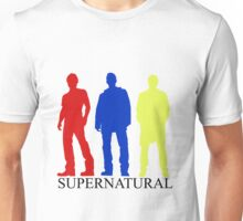 The Primary Supernatural Unisex T-Shirt