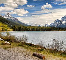 Canada's Rockies by Dyle Warren