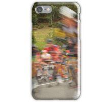 GONE IN A SECOND iPhone Case/Skin