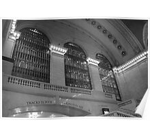 Grand Central - Windows Poster