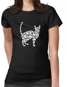Kitty-Cat-Kitty (white) T-Shirt
