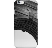 Washington Square Park Arch - B&W iPhone Case/Skin