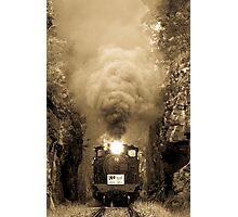 Bellbrid Steam Train Photographic Print