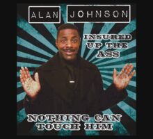Alan Johnson - Insured up the ass by JMoreaux