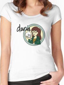 Daria Morgandorfer Women's Fitted Scoop T-Shirt