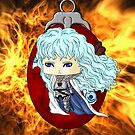 Chibi Griffith by artwaste