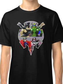TRANSFORMERS FIGURES!!! Beast Wars Predacon Logo Classic T-Shirt