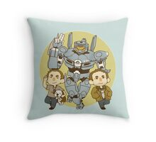 Striker Eureka Throw Pillow