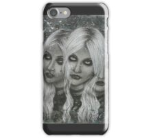 multiple personality iPhone Case/Skin