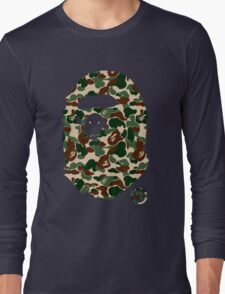 Bape Long Sleeve T-Shirt