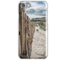 To the beach! iPhone Case/Skin