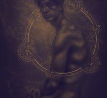 divine light of seraphim by veuliahzg
