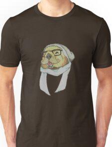 Hipster Otter Unisex T-Shirt