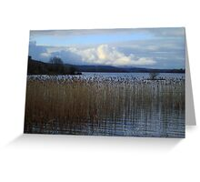 Irish Lough    by Denise Sallee Greeting Card