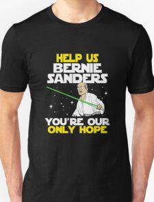 FUNNY HELP US BERNIE - TSHIRT BEST GIFT IDEA FOR MEN AND WOMEN Unisex T-Shirt