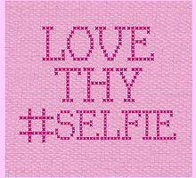 Love Thy #Selfie by maxheron