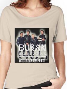 Duran Duran Paper Gods 2016 Women's Relaxed Fit T-Shirt