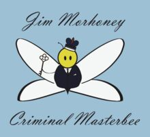 Jim Morhoney, Criminal Masterbee One Piece - Short Sleeve
