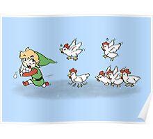 Chicken Run!!  Poster