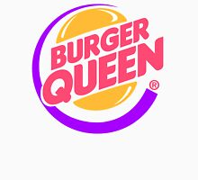 Burger Queen Womens Fitted T-Shirt