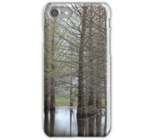Swampy Trees iPhone Case/Skin