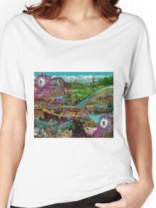 Julz World Women's Relaxed Fit T-Shirt