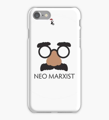 Neo Marxist iPhone Case/Skin