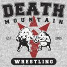 Death Mountain Wrestling by Nick Overman