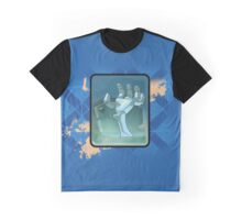 Clash Royale - Blue Tombstone Graphic T-Shirt