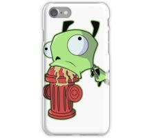 Gir slobbering iPhone Case/Skin
