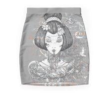 Shhh Mini Skirt