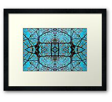 Sky Cathedral Framed Print