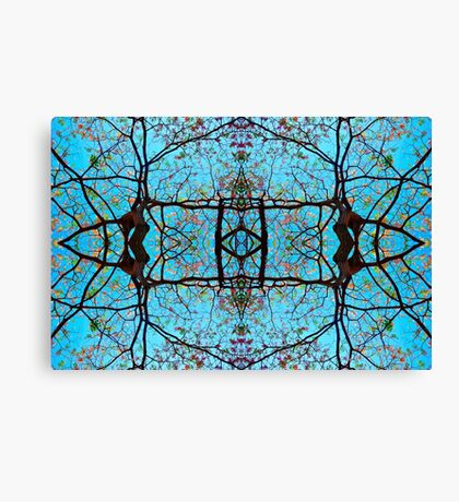 Sky Cathedral Canvas Print