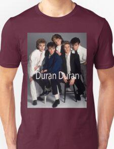 Vintage Duran Duran Poster Unisex T-Shirt