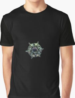 Ice relief, black variant Graphic T-Shirt