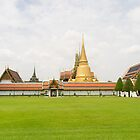 Thailand - Palace by Davrod