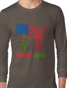 Italian Roots Long Sleeve T-Shirt