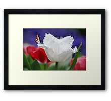 May Your World Be Perfect Framed Print
