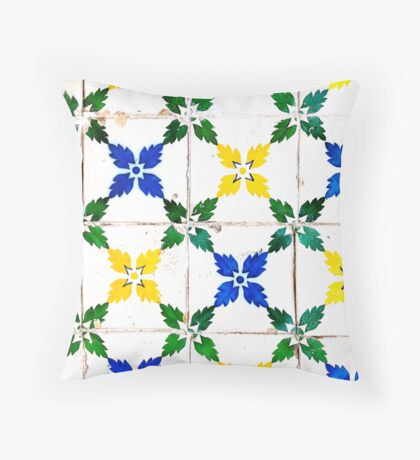 Portugal Pillows 8 Throw Pillow