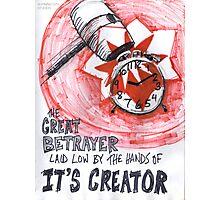 The Great Betrayer II Photographic Print