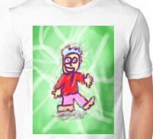 Tesla dude. Unisex T-Shirt
